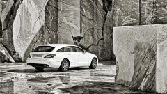 Mercedes CLS Shooting Brake, ora anche in video - Immagine: 25