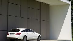 Mercedes CLS Shooting Brake, ora anche in video - Immagine: 31