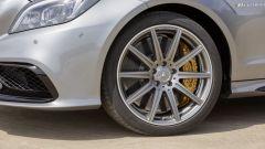 Mercedes CLS Shooting Brake: i freni carboceramici