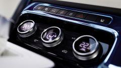 Mercedes Concept EQT: i comandi del climatizzatore
