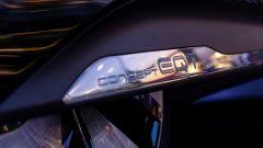 Mercedes Concept EQT: il logo