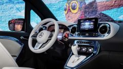 Mercedes Concept EQT: il posto di guida