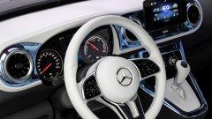 Mercedes Concept EQT: il volante