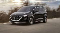 Mercedes Concept EQT: in arrivo nel 2022