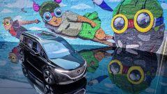 Mercedes Concept EQT: la nuova multispazio elettrica