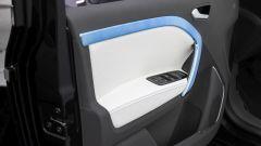 Mercedes Concept EQT: le luci ambientali sulle portiere