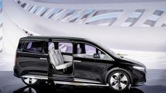 Mercedes Concept EQT: visuale laterale