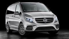 Mercedes Concept V-sion e - Immagine: 3