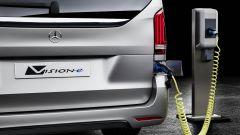 Mercedes Concept V-sion e - Immagine: 1