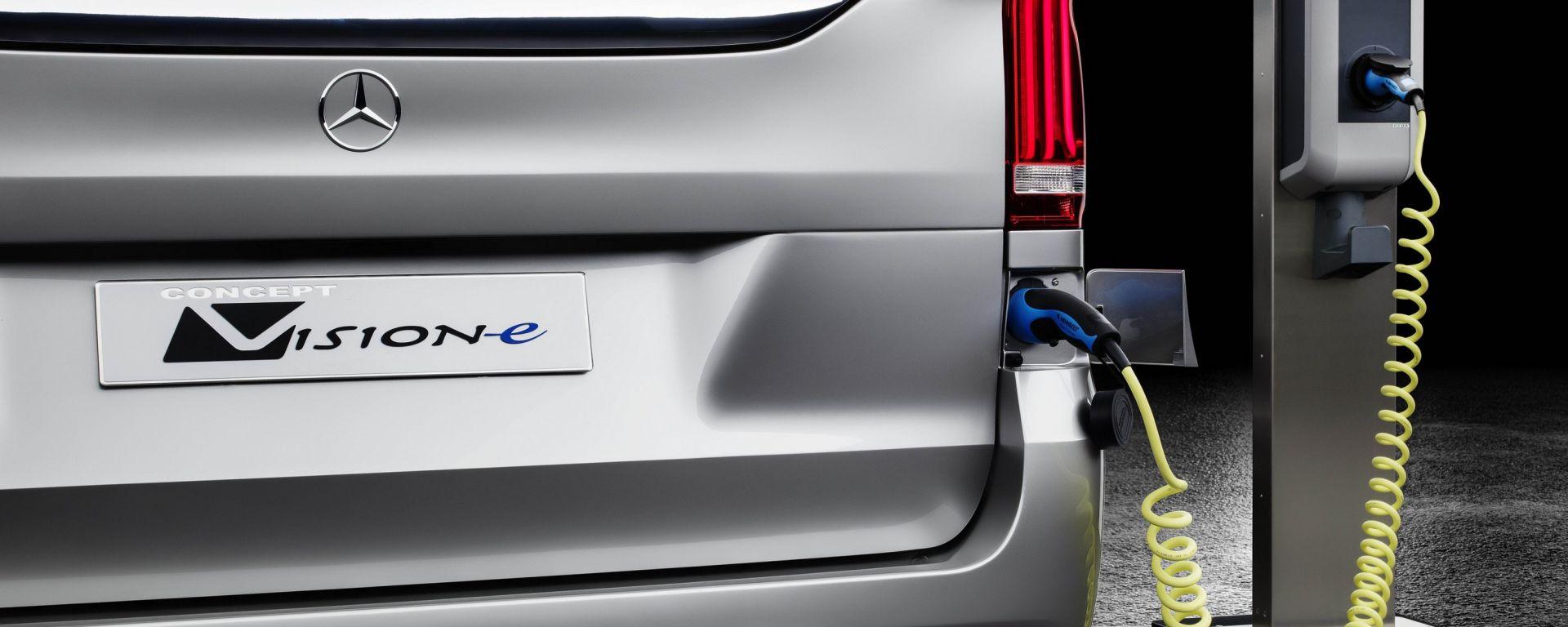 Mercedes Concept V-sion e