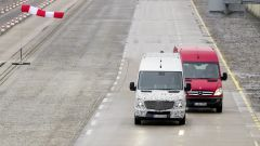 Mercedes Crosswind Assist - Immagine: 6