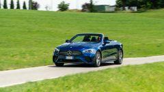 Mercedes E 220 d Cabrio: opinioni e foto dopo la prova su strada