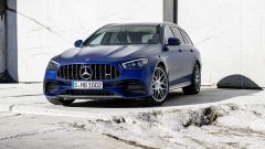 Nuova Mercedes-AMG E 63, la potenza è nulla senza MBUX. Il video - Immagine: 7