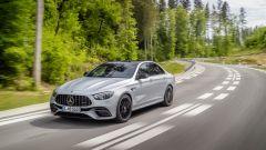 Nuova Mercedes-AMG E 63, la potenza è nulla senza MBUX. Il video - Immagine: 15