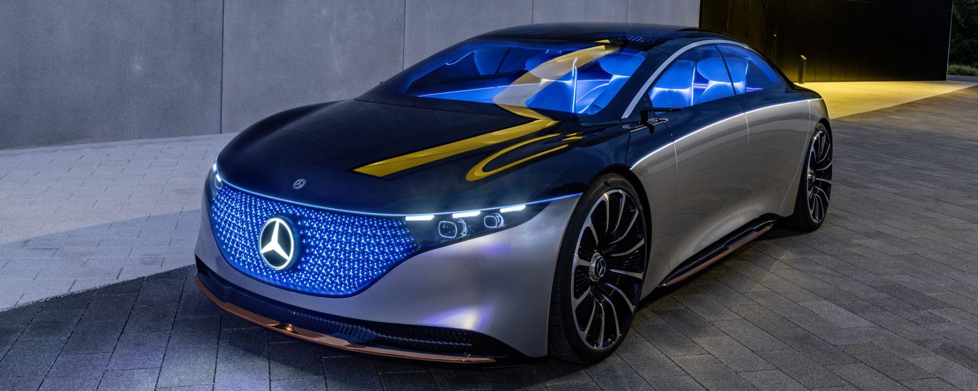 Mercedes e Nvidia per i supercomputer di domani
