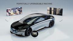 Mercedes e Nvidia: una tecnologia che permette di aggiornare l'auto come fosse uno smartphone