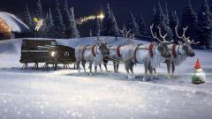 Mercedes: il configuratore della slitta di Babbo Natale - Immagine: 1