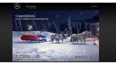 Mercedes: il configuratore della slitta di Babbo Natale - Immagine: 5