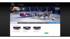 Mercedes: il configuratore della slitta di Babbo Natale - Immagine: 2