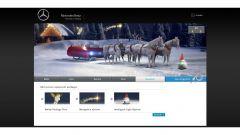 Mercedes: il configuratore della slitta di Babbo Natale - Immagine: 4