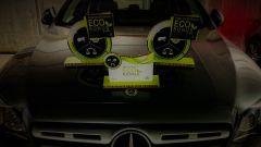 Mercedes Ecobonus Run: i trofei per vincitori e... vinti