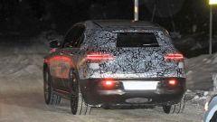 Mercedes EQ C: calano i veli dalla rivale della Tesla Model X - Immagine: 4