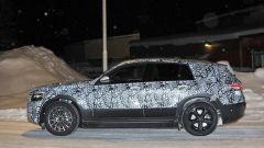 Mercedes EQ C: calano i veli dalla rivale della Tesla Model X - Immagine: 5