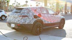 Mercedes EQ C: ecco le immagini spia del SUV elettrico