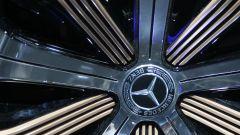Mercedes EQ Concept, cerchio ruota