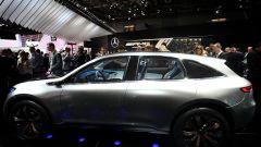 Mercedes EQ Concept, Suv elettrico