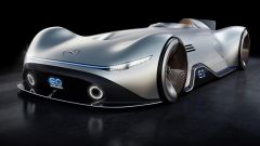 Mercedes EQ Silver Arrow, per ricordare la Freccia del record - Immagine: 5