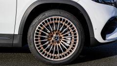 Mercedes EQA 2021, dettaglio del cerchio