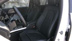 Mercedes EQA 2021, i sedili anteriori della versione Sport