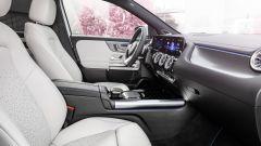 Mercedes EQA 2021, i sedili anteriori