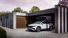Mercedes EQA 2021, la versione elettrica di Mercedes GLA