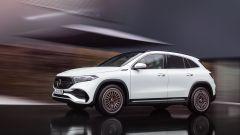 Mercedes EQA 2021, ottimo comfort per isolamento acustico e sospensioni ben tarate