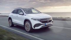 Mercedes EQA 2021, un SUV compatto BEV