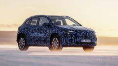 Mercedes EQA: edizione elettrica di nuova GLA