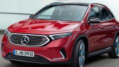 Mercedes EQA: problemi di approvvigionamento batterie