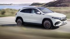 Mercedes EQA 250, quale autonomia reale? La prova in autostrada