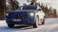 Mercedes EQA: sarà il terzo modello della gamma EQ