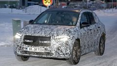 Mercedes EQA, stessa piattaforma di nuova GLA