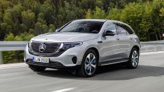 Nuova Mercedes EQC: il Suv elettrico in video da Parigi 2018 - Immagine: 11