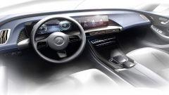 Nuova Mercedes EQC: il Suv elettrico in video da Parigi 2018 - Immagine: 15