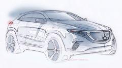 Nuova Mercedes EQC: il Suv elettrico in video da Parigi 2018 - Immagine: 19