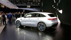 Nuova Mercedes EQC: il Suv elettrico in video da Parigi 2018 - Immagine: 35