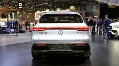 Nuova Mercedes EQC: il Suv elettrico in video da Parigi 2018 - Immagine: 36