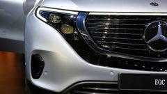 Nuova Mercedes EQC: il Suv elettrico in video da Parigi 2018 - Immagine: 43