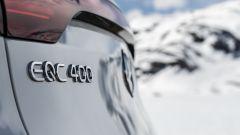 Mercedes EQC 400: dettaglio