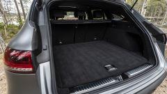 Mercedes EQC 400: il bagagliaio